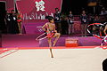 Japan Rhythmic gymnastics at the 2012 Summer Olympics (7915142718).jpg