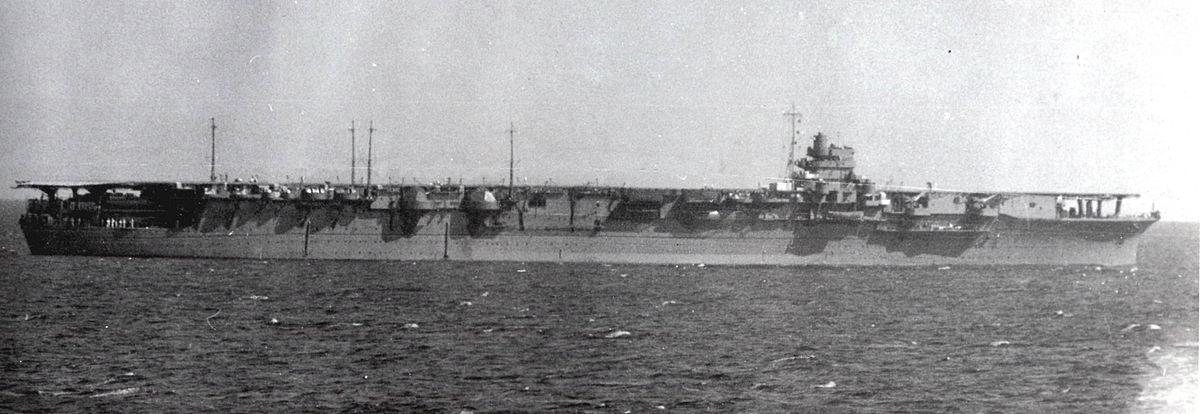 Die Zuikaku 1941
