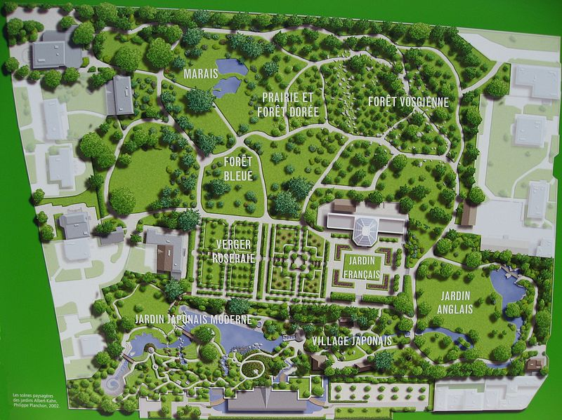 plan de jardin paysager gratuit