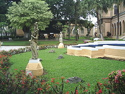 Jardins do Memorial do Imigrante.JPG