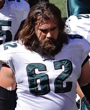 Jason Kelce - Kelce in 2013