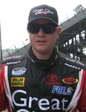 Jason Leffler - Leffler at Autódromo Hermanos Rodríguez in 2008