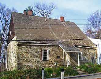 Huguenot Street Historic District - The Jean Hasbrouck House