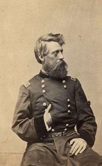 Jefferson C. Davis - Image: Jefferson C. Davis by Brady (cropped)