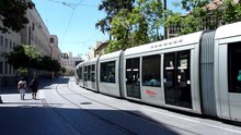 File:Jerusalem Light Rail, Israel.ogv
