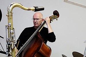 Jesper Lundgaard - Jesper Lundgaard at Aarhus Jazz Festival 2015