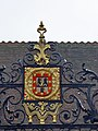 Jesus College Cambridge - insignia - geograph.org.uk - 1062941.jpg