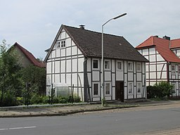 Jetenburger Straße in Bückeburg