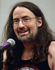 Jim Butcher by Gage Skidmore.jpg