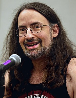 Jim Butcher - Butcher at Phoenix Comicon 2017