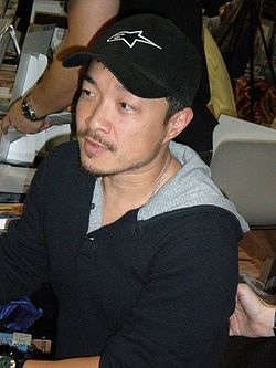 Jim Lee at WonderCon 2009 1.JPG