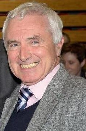 Jim McDaid - Image: Jim Mc Daid 2011 cropped