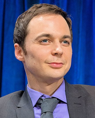 65th Primetime Emmy Awards - Jim Parsons, Outstanding Lead Actor in a Comedy Series winner