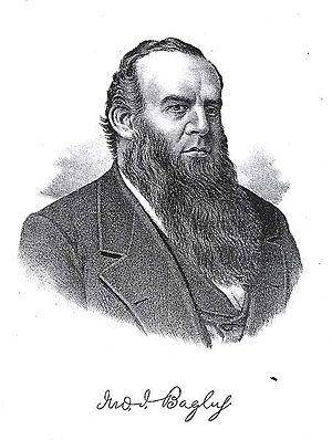 John J. Bagley - Image: Jjbagley