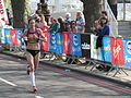 Jo Pavey, London Marathon 2011.jpg