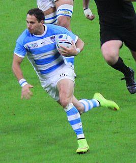Joaquín Tuculet Rugby player