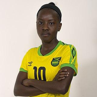 Jody Brown Jamaican footballer
