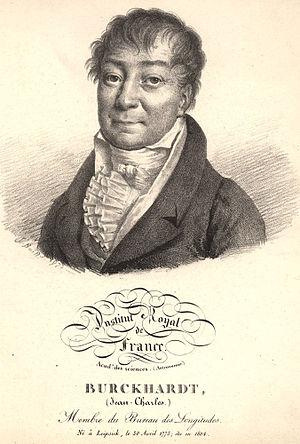 Johann Karl Burckhardt