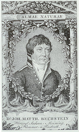 Johann Matthäus Bechstein Sylvan