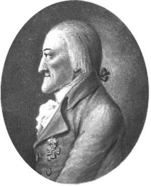 Johann Amadeus von Thugut - Portrait by J. A. Ecker