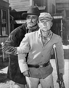 Description de l'image John Dehner Nick Adams The Rebel 1961.jpg.