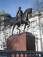 John F. Hartranft statue