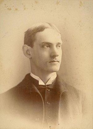 John Galen Howard - John Galen Howard in 1886