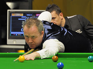 John Higgins (snooker player) - John Higgins at 2013 German Masters
