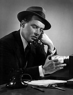 Charlie Wild, Private Detective - John McQuade as Charlie Wild (1951)
