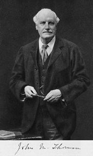 John Millar Thomson British chemist