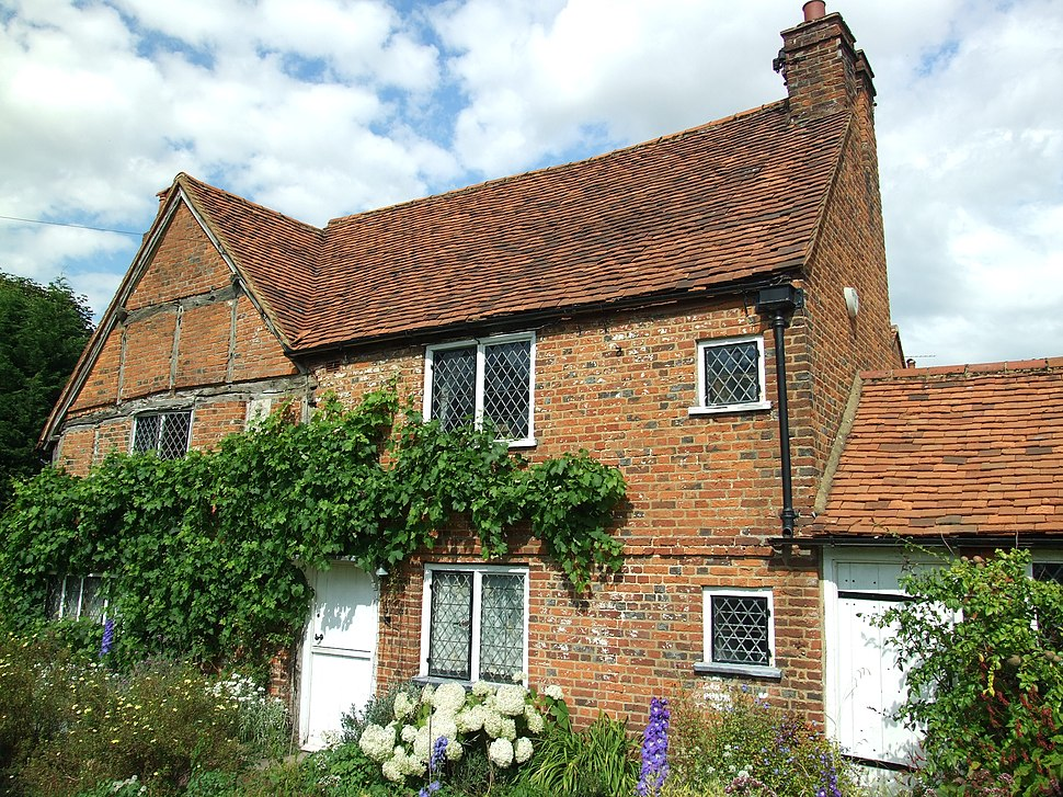 John Milton's cottage