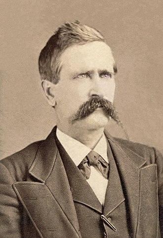 John St. John (American politician) - Image: John St John 1880
