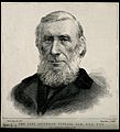 John Tyndall. Wood engraving, 1893, after Elliott & Fry. Wellcome V0005941.jpg