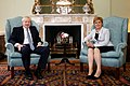 Johnson met with Nicola Sturgeon for Union of Scotland.jpg