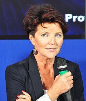 Jolanta Kwaśniewska - Image: Jolanta Kwaśniewska (cropped)