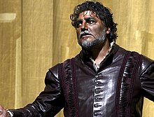 Description de l'image José Cura in Otello 2013.jpg.