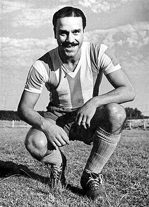 José Manuel Moreno - Moreno with the Argentina national team.