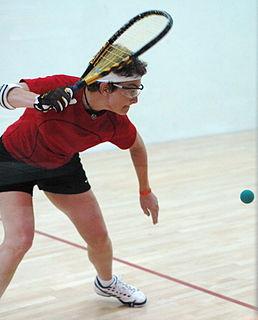 Josée GrandMaître racquetball player