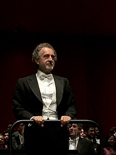 Spanish conductor