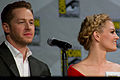 Josh Dallas & Jennifer Morrison (14775427237).jpg