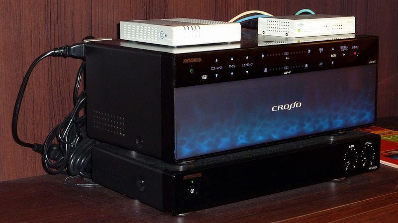 https://upload.wikimedia.org/wikipedia/commons/thumb/9/92/Joysound_Crosso.JPG/800px-Joysound_Crosso.JPG