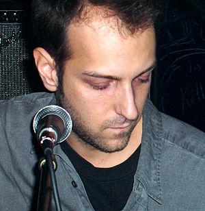 Juan Pablo Rebella - Juan Pablo Rebella in 2004