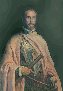 Juan Martínez de Recalde Spanish admiral