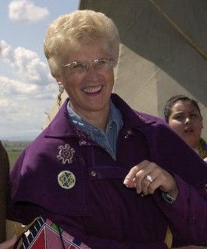 Judy Martz - Image: Judy Martz 2003