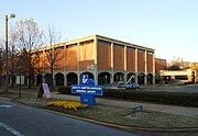 Juliette Hampton Morgan Memorial Library Montgomery Alabama