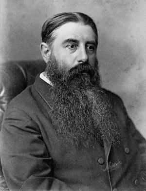English: Sir Julius Vogel, ca 1870s