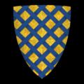 """K-092-Coat of Arms-WILLOUGHBY-Robert de Willoughby (""""Robert de Wileby"""").png"""