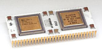 "PDP-11 - DEC ""Jaws-11"" (J11) Chipset"