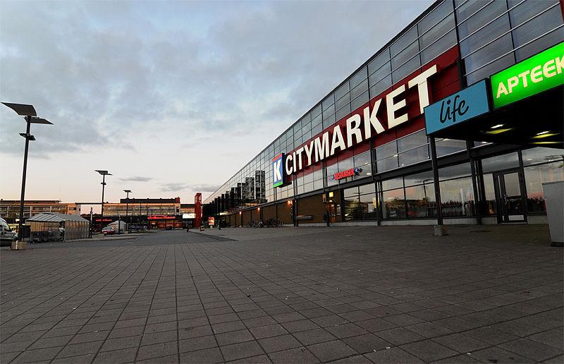 K Citymarket Kaakkuri