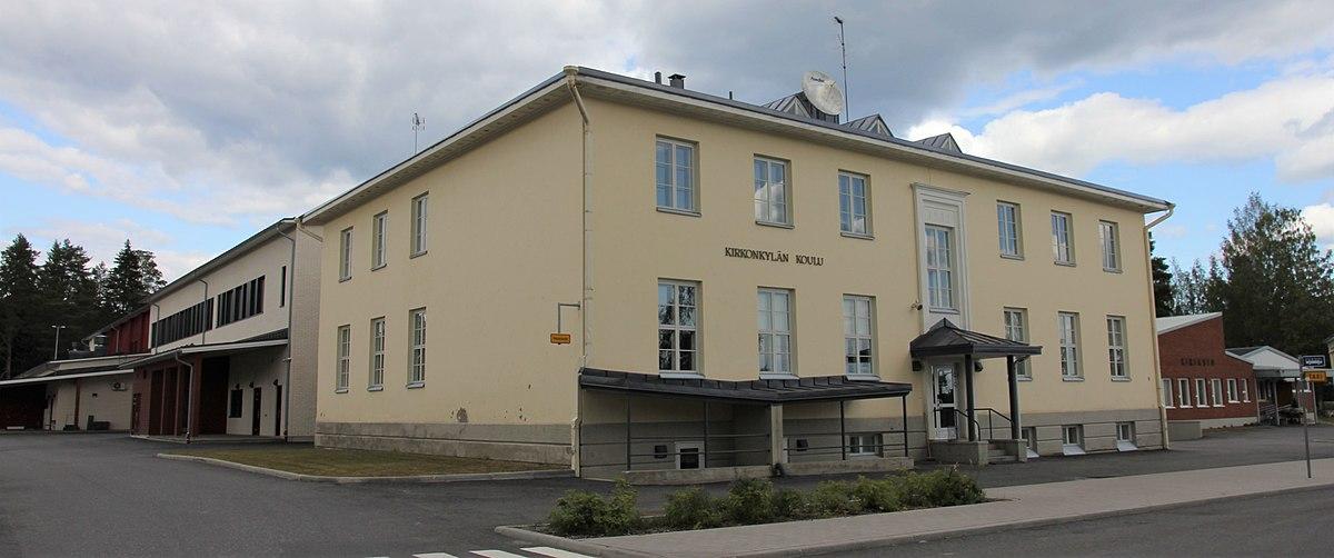 Kirkonkylän Koulu